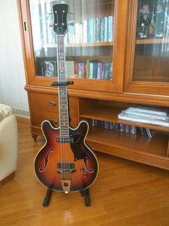 Musima 1657B bass Винтаж Электро Бас- гитара продам.