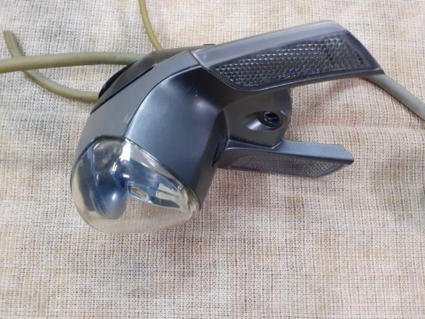 Podstawka z lampką i sterownikiem gazella 36v