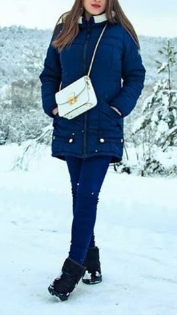 Пуховик / зимняя куртка / курточка / зимова