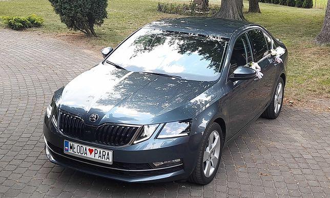 Auto do Ślubu - Piękna Skoda Octavia
