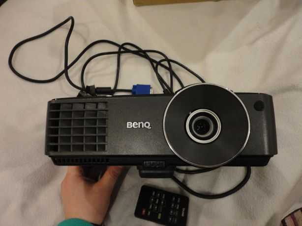Рабочий портативный проектор BENQ MX503 + комплект