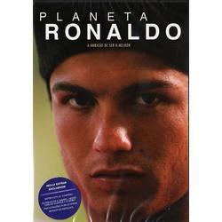 DVD - Planeta Ronaldo - NOVO - Original