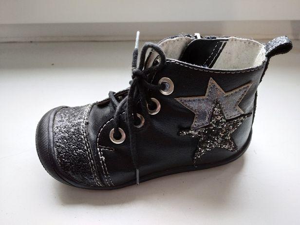 Buty skórzane r. 22 Kornecki
