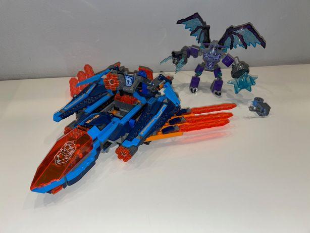 Lego 70351 Nexo Knights Blasterowy Myśliwiec Clay'a