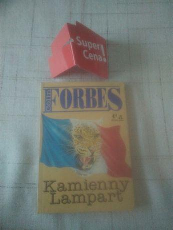 "książka ""kamienny lampart"" Colin Forbes"