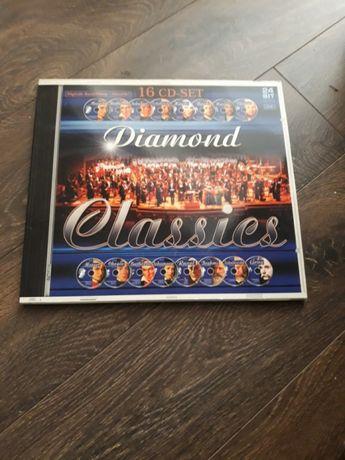 Diamond classies 16 cd muzyka klasyczna