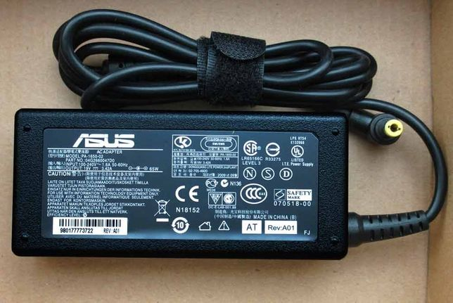 Зарядное устройство Asus Блок питания для ноутбука Подбор по модели 19