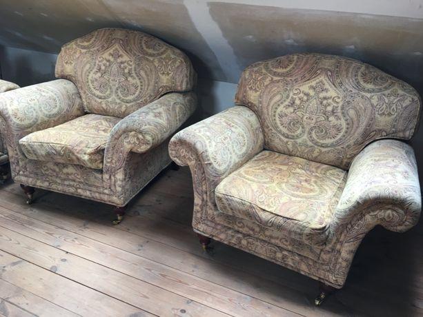 Zestaw wypoczynkowy sofa i 2 fotele