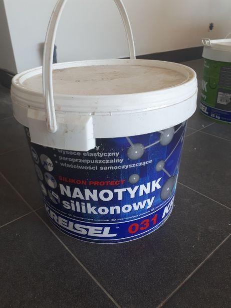 TYNK nanosilikonowy PROTECT 031 kolor - KREISEL