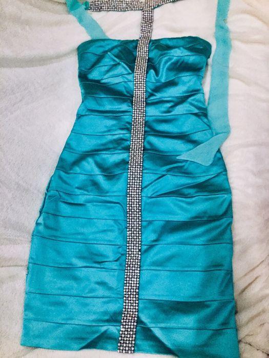 Красивое платье s Софиевская Борщаговка - изображение 1