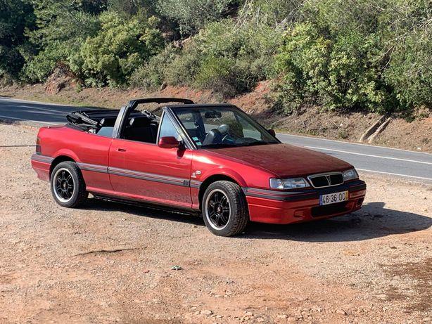 Rover 216 cabrio - motor honda