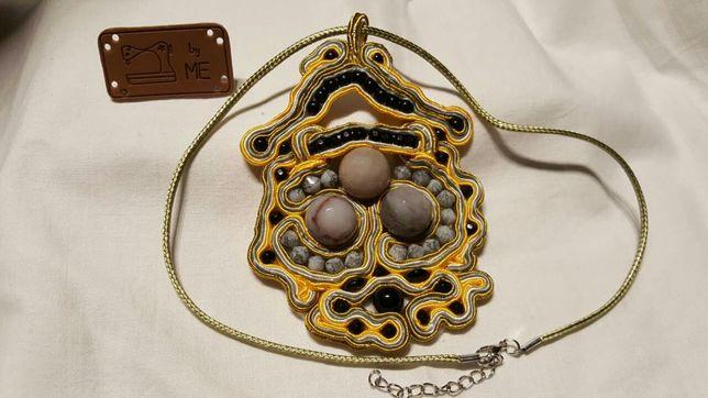 Wisior/naszyjnik/biżuteria hand made