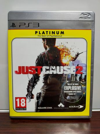 Just Cause 2 PS3 stan idealny