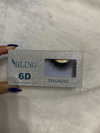 rzęsy sztuczne 6D 47 eyelashes style