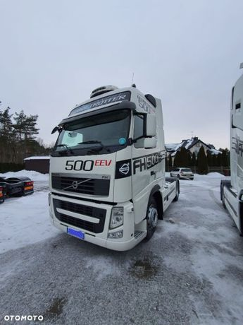 Volvo Fh 500  Euro 5, Automat