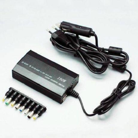 Универсальное зарядное устройство адаптер 12В - 220В
