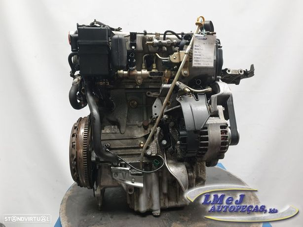 Motor FIAT BRAVO I (182_) 1.9 JTD | 09.00 - 10.01 Usado REF. 182B4000