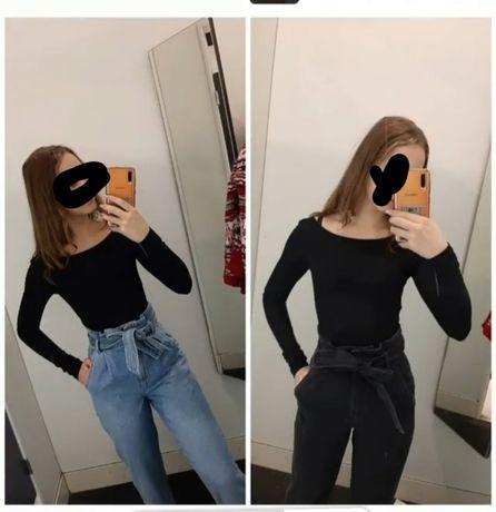 Боди с открытой спиной H&M