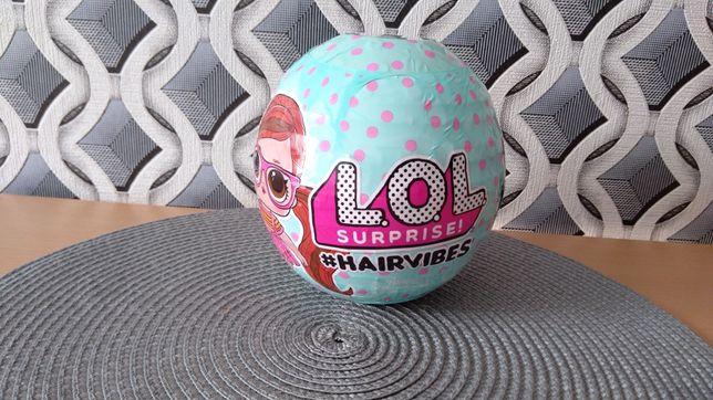 NOWA ,Mega duża kula Lol Hairvibes+ wysyłka gratis!