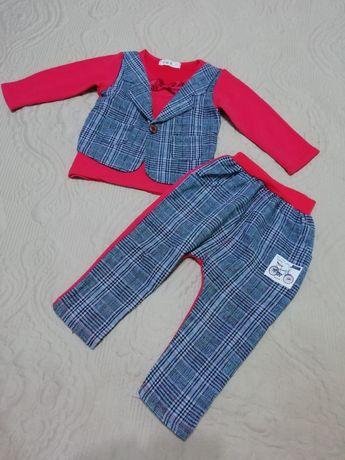 Нарядный костюм для мальчика, 12 месяцев