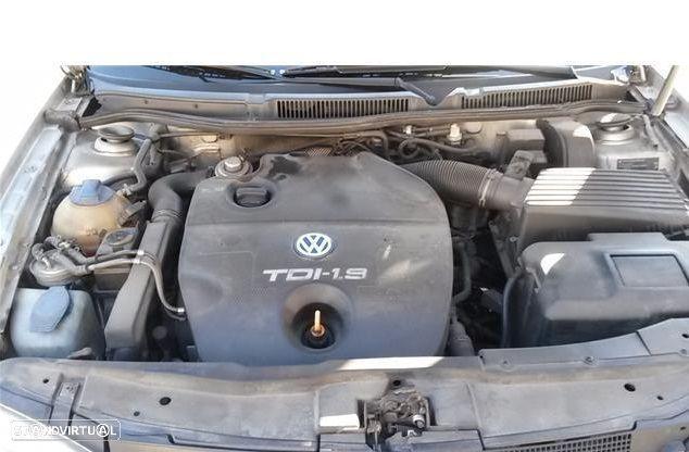 Motor Volkswagen Beetle Bora Golf Polo Caddy 1.9tdi 90cv AGR ALH Caixa de Velocidades  Arranque