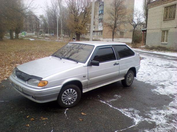 продам автомобиль ВАЗ 2113 газ\бензин