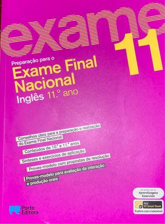 Livro de preparacao para o exame final nacional de ingles 11 ano 2021