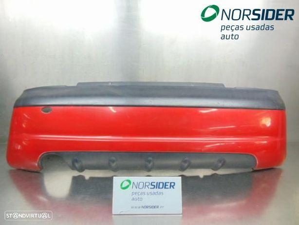 Para choques tras Daewoo Matiz 01-04