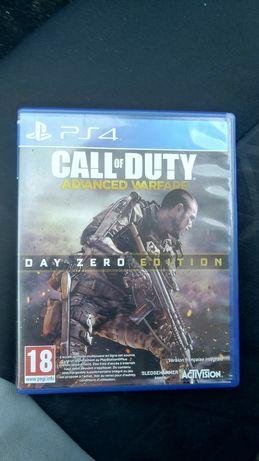 Troco Call of Duty Advanced Warfare Day Zero Edition para PS4