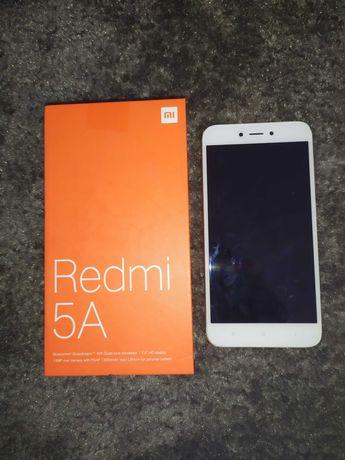 Xiaomi Redmi 5A + 2 etui