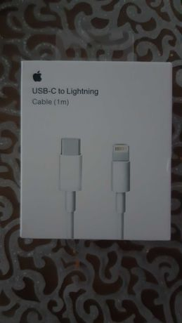 Iphone Kabel Apple USB-C Lightning