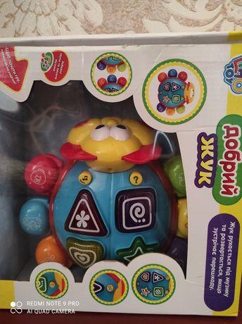 Детская игрушка Добрый жук