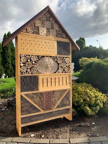 Hotel Domek Dom Karmnik dla insektów owadów pszczół