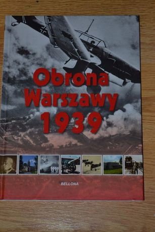 Obrona Warszawy 1939. 106 стр. с иллюстрациями. (на польском языке)