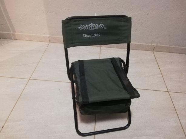 Krzesełko wędkarskie dziecięce