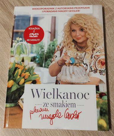 Książka z DVD 'Wielkanoc ze smakiem' Magda Gessler