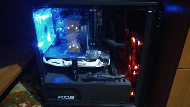 Игровой компьютер Intel Core i7-3770 3.4GHz/GTX1060-3GB/16GB/HDD 1T