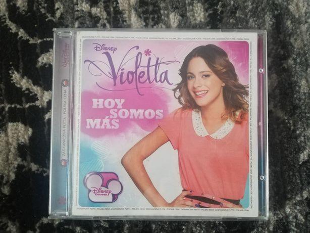Violetta - Hoy Somos Más [zawiera kwotę wysyłki]
