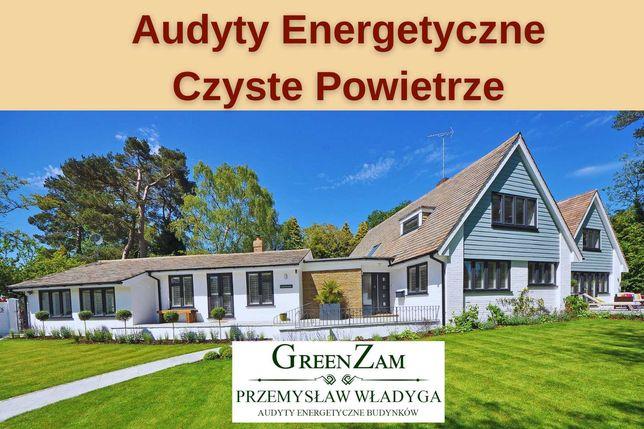 Audyt Energetyczny Czyste Powietrze Wniosek Audyty Energetyczne