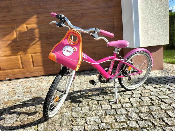rower dziecięcy B'twin  [decathlon, rowerek]