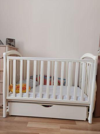 дитяче ліжко Верес від 0до3 років