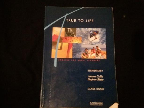 True to life Elementaty. Podręcznik język angielski.