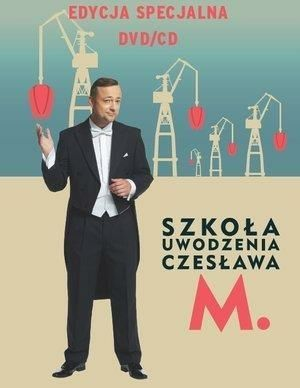 Szkoła uwodzenia Czesława M. (booklet DVD+CD)