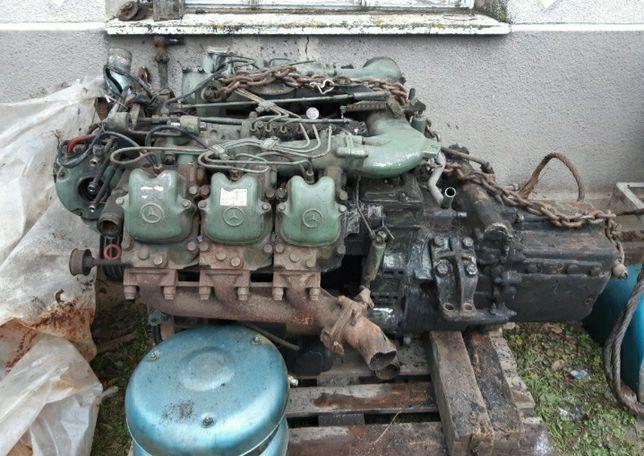 Двигун v6 Mercedes Benz 0303