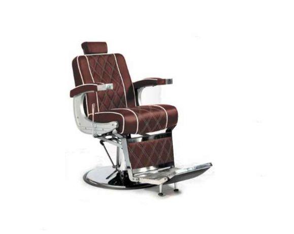 Cadeira de Barbeiro estilo clássica Profissional Nova