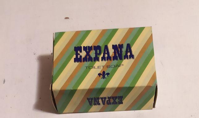 Mydło Expana, unikat, dla kolekcjonera, RFN DDR