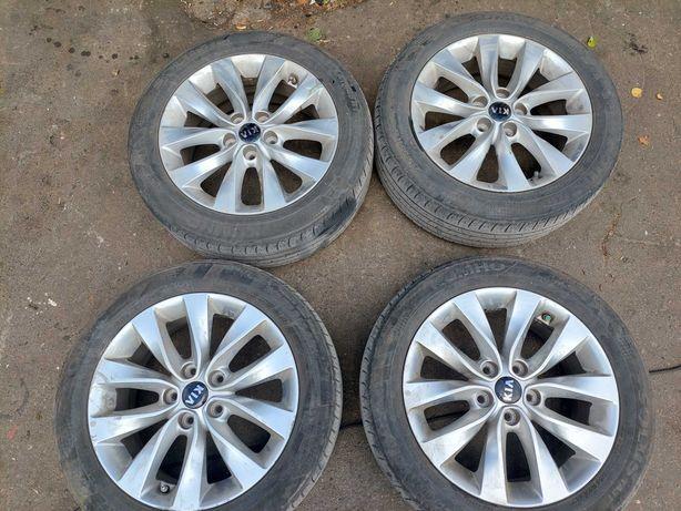 Kia Hyundai Диски R17 литие титановые 7.5Jx17 5/114.3 ET52.5 d67.1
