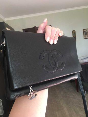 Сумка Клатч Chanel кожа
