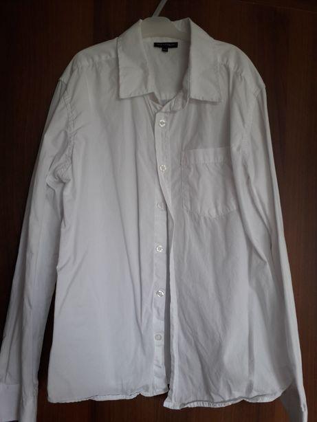 Biała koszula xs