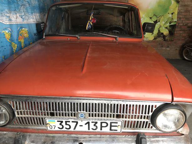 Москвич 412 АЗК